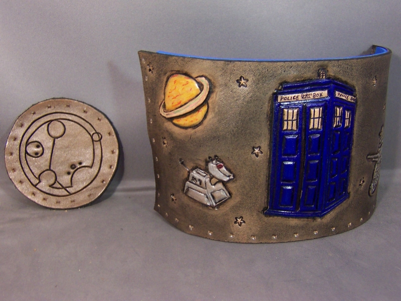 Dr. Who coozie 001