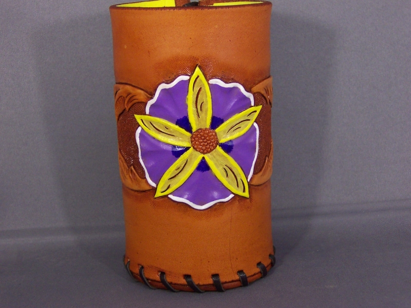 Floral coozies 001