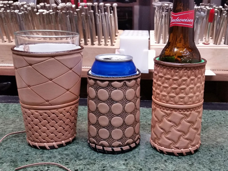 Texture-Coozie