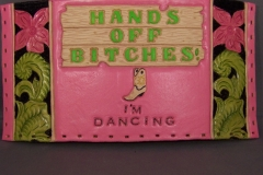 Hands Off coozie 001