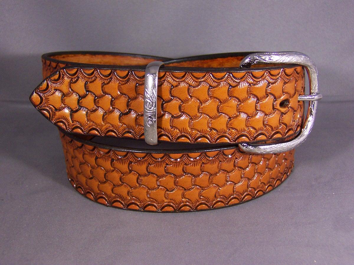 Tri-Weave Belt