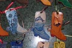 Boot Ornaments