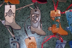 Boot Ornaments