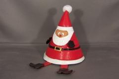 Santa Tree Topper/Shelf Sitter
