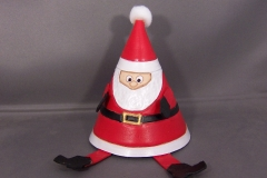 Santa Tree Topper/Shelf Sitter
